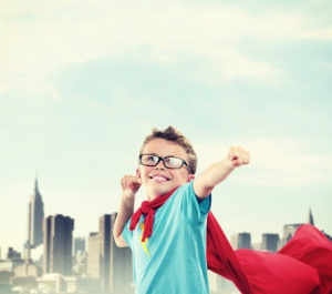New York superhero