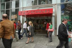 Toys-R-Us Announces Purchase Of Famed FAO Schwarz Toy Company