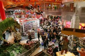 """Black Friday"" Marks Launch Of Holiday Shopping Season"